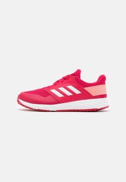 adidas Performance - FORTAFAITO UNISEX - Juoksukenkä/neutraalit - power pink/footwear white/glow pink