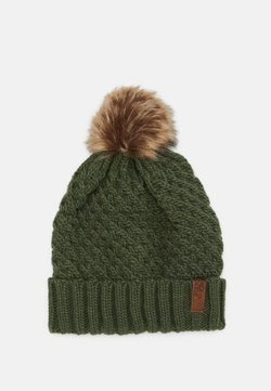 Roxy - BLIZZARD BEANIE - Bonnet - bronze green