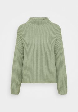 Marc O'Polo DENIM - LONG SLEEVE - Strickpullover - washed mint