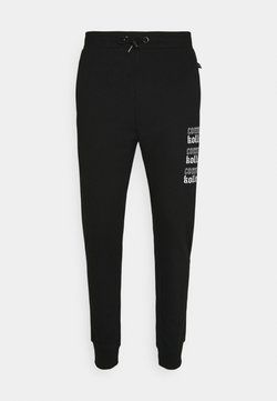 Common Kollectiv - GOTHIC JOGGERS UNISEX - Jogginghose - black