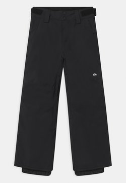 Quiksilver - ESTATE UNISEX - Pantalon de ski - true black