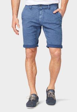 TOM TAILOR - JOSH REGULAR  - Jeans Shorts - dark blue