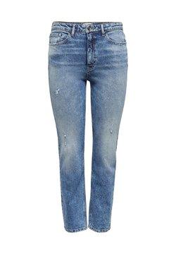 ONLY - ONLSHIRLEY - Straight leg jeans - medium blue denim