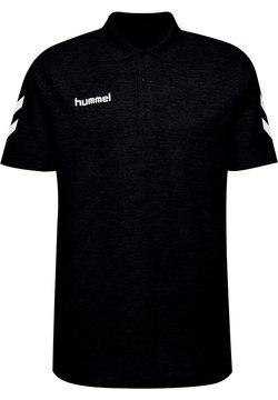 Hummel - Poloshirt - black