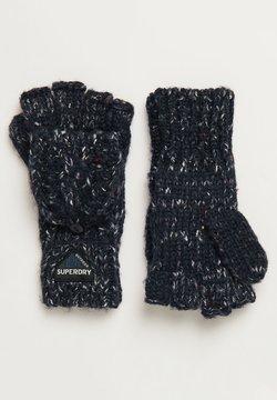 Superdry - GRACIE - Mitaines - boston navy tweed