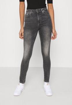 ONLY - ONLBLAKE LIFE SKIN - Jeans Skinny Fit - grey denim