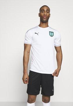 Puma - ÖSTERREICH ÖFB TRAINING - Voetbalshirt - Land - white/high rise