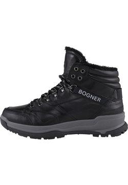 Bogner - Schnürstiefel - schwarz