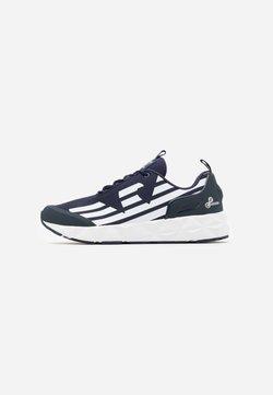 EA7 Emporio Armani - UNISEX - Sneaker low - navy/white