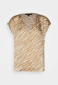 Banana Republic - SOFT - T-Shirt print - warm zebra