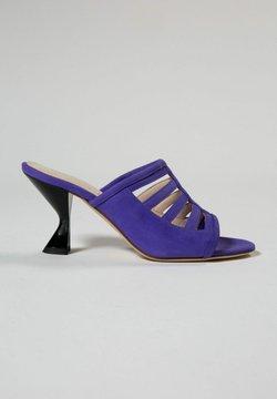 Jerelyn Creado - COSMOS - Sandalias - violet