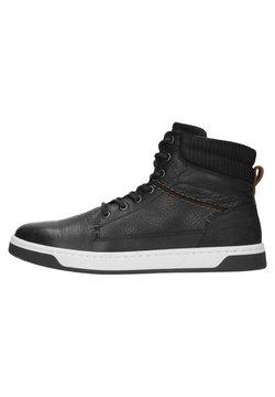 Manfield - Skateschuh - schwarz