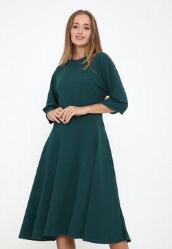 Madam-T - Vestito di maglina - grün
