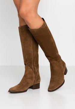 San Marina - AYAZ - Boots - cannelle