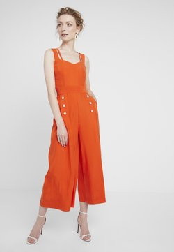 Pedro del Hierro - WITH STRAPS AND BUTTONS - Combinaison - orange