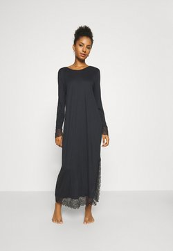 Hanro - WANDA - Nachthemd - black