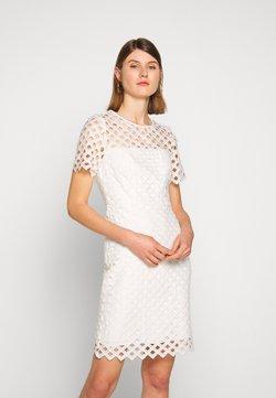 Milly - ANGELA DRESS - Etuikleid - white