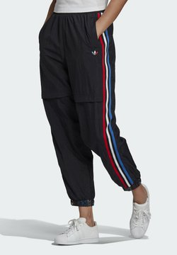 adidas Originals - JAPONA - Jogginghose - black