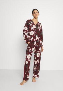 s.Oliver - SET - Pyjama - bordeaux