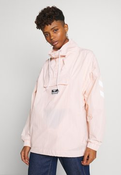 Hummel Hive - CALISTA OVERSIZED ANORAK - Windbreaker - cloud pink