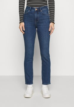 Marks & Spencer London - SLIM - Vaqueros slim fit - blue denim