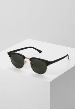 Zign - UNISEX - Gafas de sol - black/green