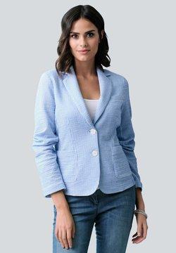 Alba Moda - Blazer - hellblau,weiß