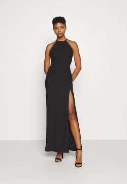Nly by Nelly - CROSS BACK STRAP GOWN - Robe de cocktail - black
