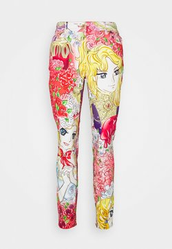 MOSCHINO - TROUSERS - Leggings - Trousers - fantasy