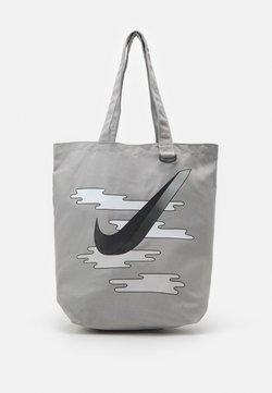 Nike Sportswear - HERITAGE UNISEX - Shoppingväska - smoke grey