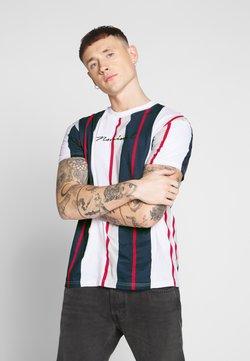 Nominal - DENIZ TEE - T-Shirt print - red