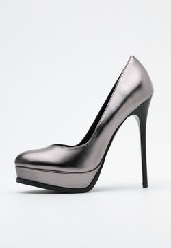 Even&Odd - High Heel Pumps - gunmetal