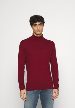 s.Oliver - Strickpullover - dark red