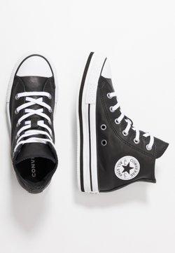 Converse - CHUCK TAYLOR ALL STAR PLATFORM - Sneakers hoog - black/white