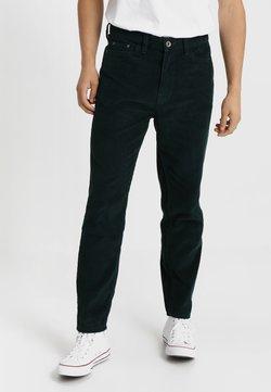 Urban Classics - BAGGY PANTS - Pantaloni - dark jasper
