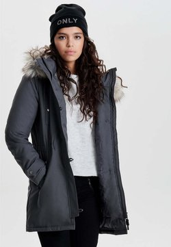ONLY - Parka - forged iron