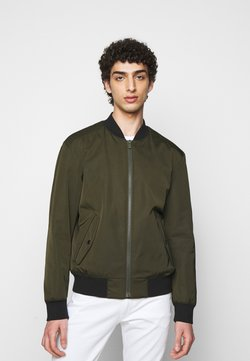 HUGO - BORIS - Giubbotto Bomber - dark green