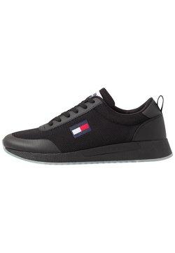 Tommy Jeans - FLEXI RUNNER - Sneaker low - black