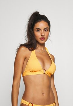 s.Oliver - TRIANGLE - Bikinitop - yellow