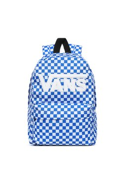 Vans - UY NEW SKOOL BACKPACK BOYS - Ryggsäck - victoria blue