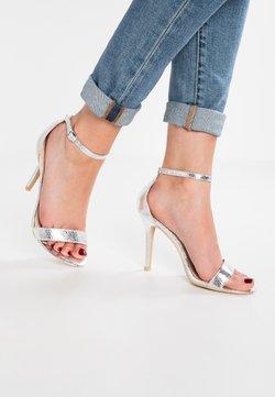 Glamorous - Sandalen met hoge hak - silver