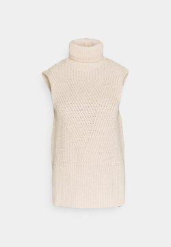 YAS - YASBRAVO VEST - Pullover - whisper pink