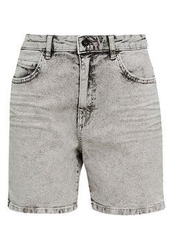 edc by Esprit - Jeans Shorts - black bleached