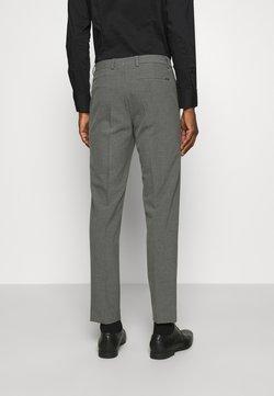 Calvin Klein Tailored - TECH BISTRETCH  - Broek - grey