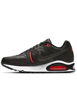 Nike Sportswear - AIR MAX COMMAND - Baskets basses - black / dark smoke grey / bright crimson / white