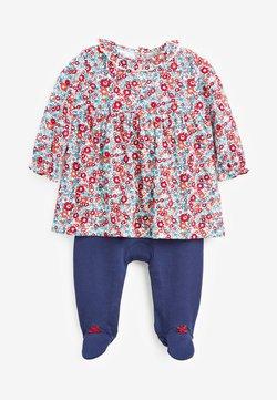 Next - 2-IN-1 - Pyjama - dark blue