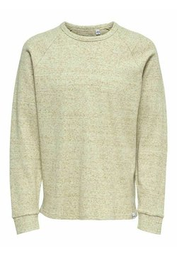 Only & Sons - Trui - oatmeal