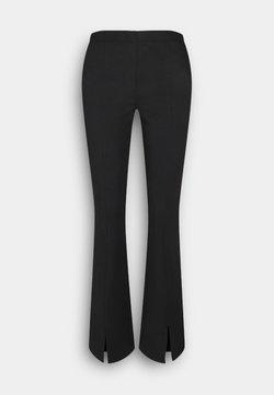 DESIGNERS REMIX - SANSAH PANTS - Trousers - black