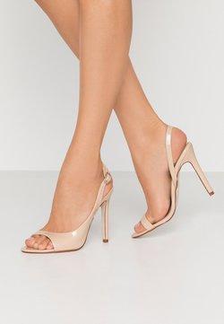 BEBO - BRISA - Sandaletter - nude