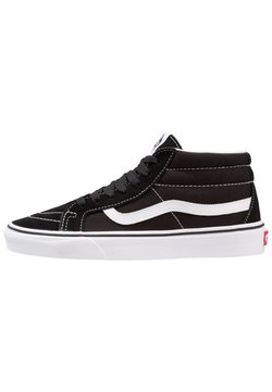 Vans - UA SK8-MID REISSUE - Sneaker high - black/true white